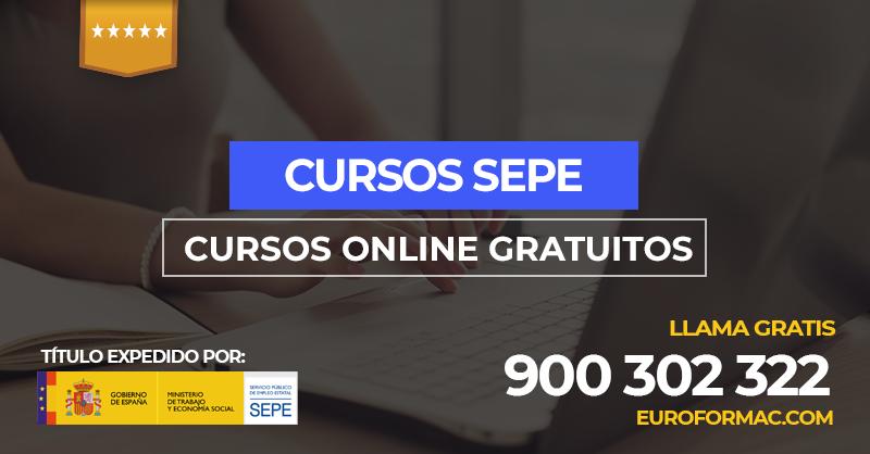 Cursos Sepe Cursos Online Gratis Del Sepe
